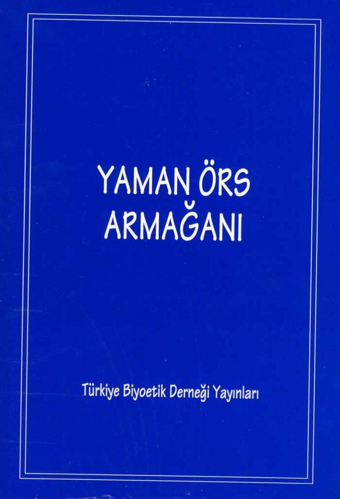 """""""Yaman Örs Armağanı"""" Adana 2005"""